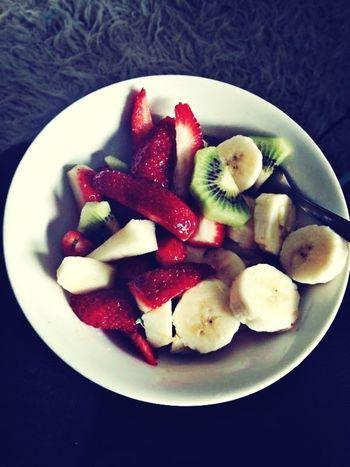 Yummy n Healthy Yummy Eating Food Fruits