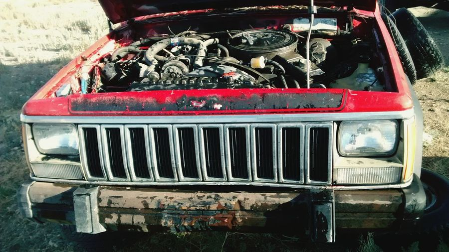 Taking Photos Check This Out Creative Power Second Chance At Life 1984 Jeep Cherokee Cheif Meinautomoment