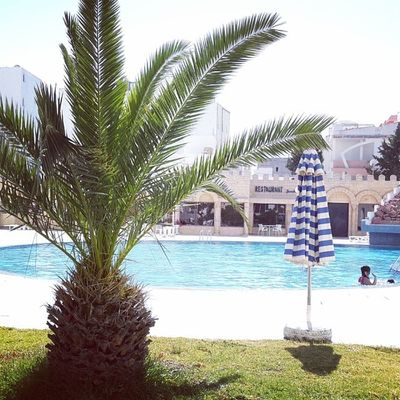Hotel Monastir Center Hotel Monastir Klemellil Friends happy swimmingpool
