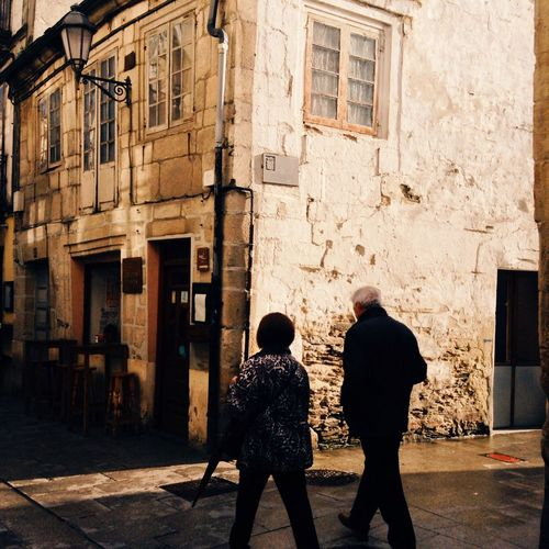 Rúa Nova Rúa Tineria Lugo Galicia