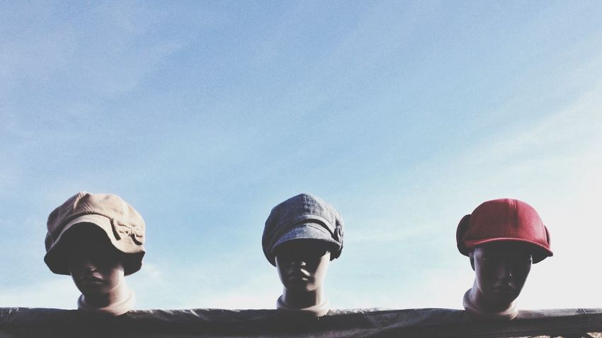 Talking heads. Vscocam Streetphoto_color AMPt_community Iphoneonly