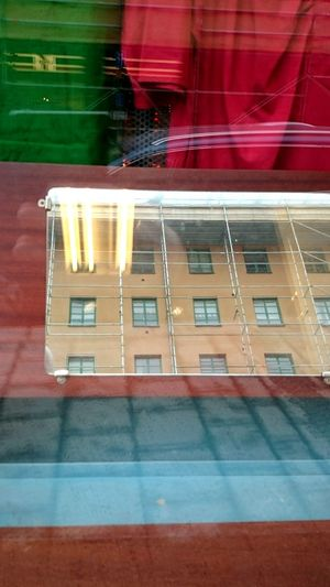 Reflections Secondhandstore Dress Nytorgsgatan Myrorna Pattern Pastel Power Architecture Södermalm