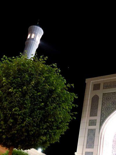 Mosque Minor Laylatulqadr Ramadan  Light Minor Mosque Muslim Built Structure Night Architecture Low Angle View Building Exterior Plant Travel Destinations