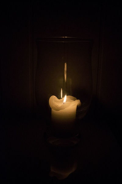 Black Black Background Burning Burning Candle Candles Close-up Dark Darkroom Earth Hour Earth Hour 2017 EyeEm Flame Flame Heat - Temperature Indoors  No People Reflection Save The Planet