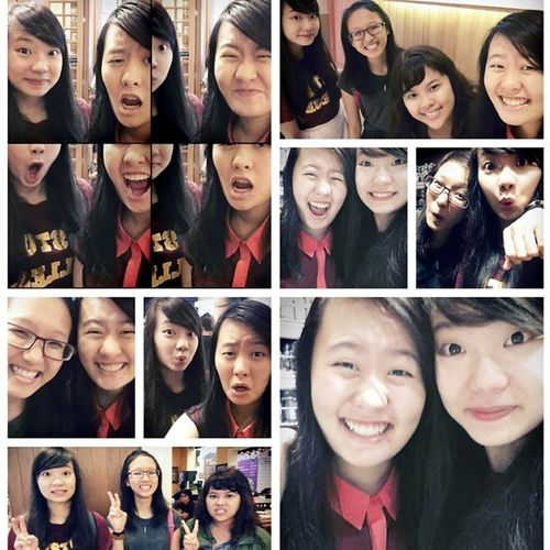 Got to meet my cousin before she Flys back! Hahahah and not forgetting lunch with @lynneeeee Awesomemeetup
