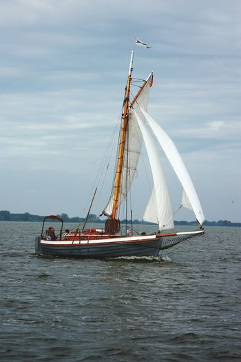 Social Issues Nautical Vessel Transportation Sea No People Day Water Outdoors Nature Architecture Tall Ship Sky Regatta Nautical Vessels Sailing Vessel Nautical Water Surface Sky And Clouds Sea And Sky EyeEm Best Shots - Nature Sailboat Wild Sea