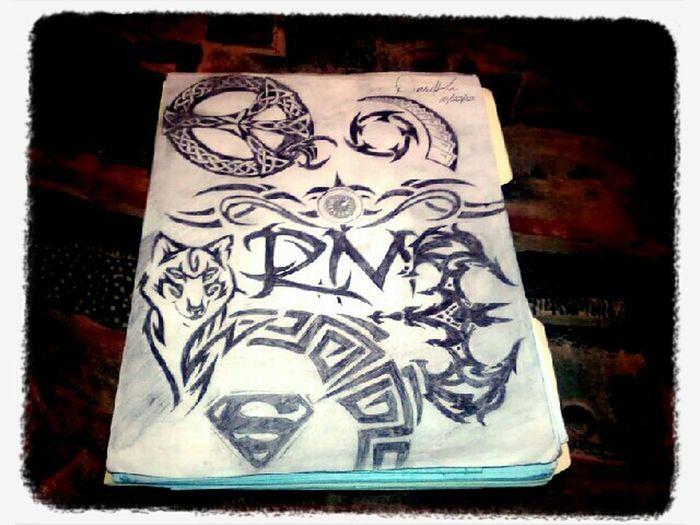 Me Art Drawing Superman Design Batman Celtic Wolf Skill