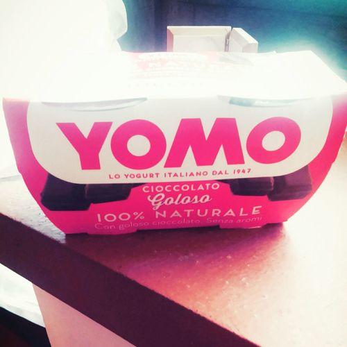 Yogurt YOMO Hi! Chocolate Home Sweet Home Sweet Dreams ❤ Enjoying Life
