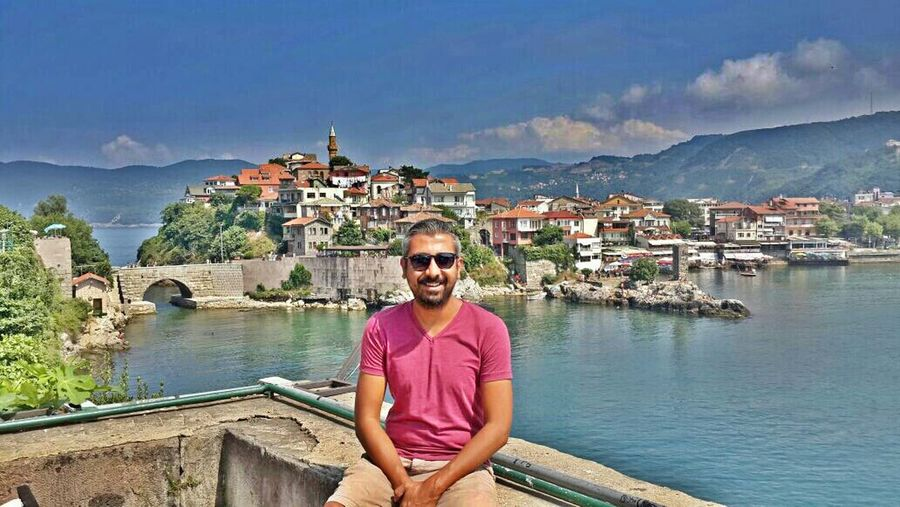 Şirin bir şehir :) Amasraturkey Amasra Turkey That's Me Hi! Hello World Enjoying Life Vscocam Vsco City Seaside