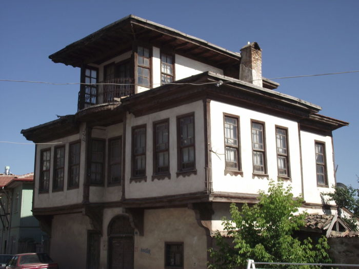 An old house in