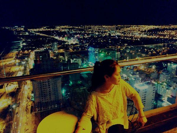 Lifestyles Night City Outdoors Nightlife Rooftop Sky Danangcity
