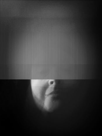I don't exist when you don't see me. Selfportrait Decim8 Hide And Seek Let The Music Play
