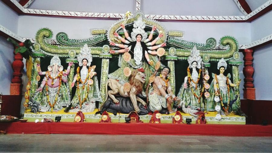 Durga Puja 2016 DBClubBengali Festival Season Enjoyinglife👣 Jabalpur