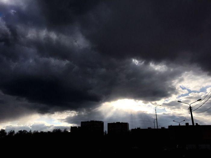 🕊 Cloud - Sky