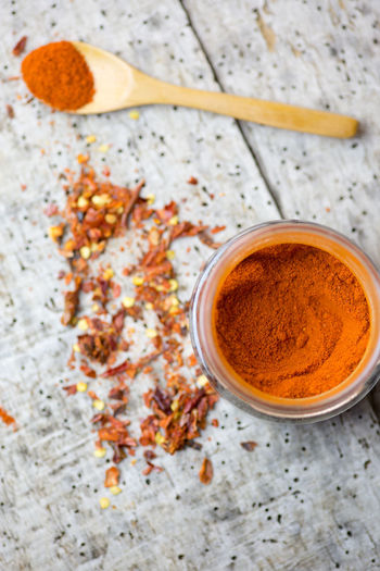 Cuisine Seeds Spicy Spicy Food Spoon Capsicum Cayenne Chili  Chilly Close-up Dried Ingredient Macro Paprika Paprika Powder Pepper Powder Spice Still Life