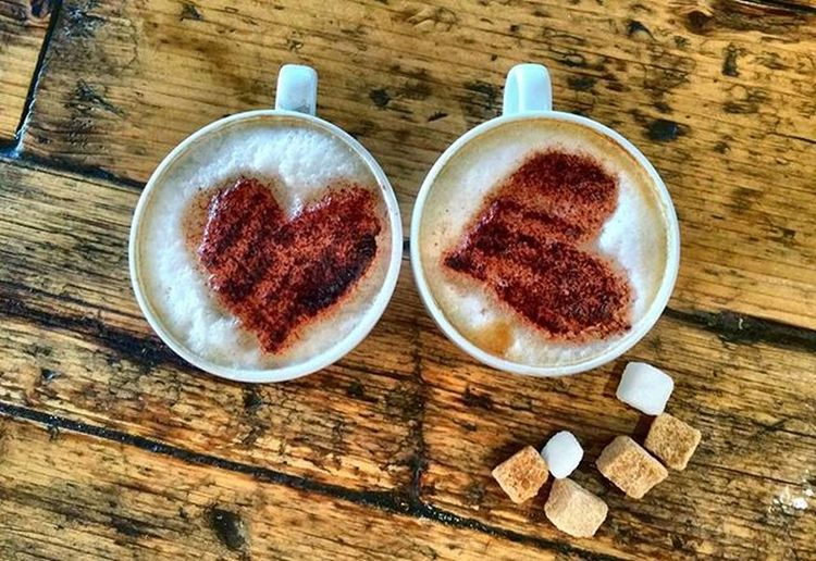 Coffee Work Coffeebreak Coffeeart Rockfishsuttonharbour Thirstychef Photography Amaturephotography Costaricacoffee Lifethroughalens Heart Sugar 1lumpor2 Daily_photoz Instalike