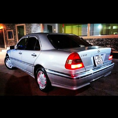 Mercedes -Benz W202 @baurzhan_salmenbayev