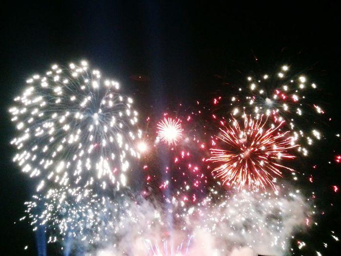 자라섬 Fireworks Fastival Nightlife Dreaming 불꽃놀이보다 보름달이 더 매력적인 밤.