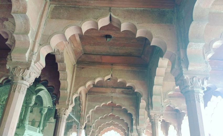 Red fort PicturePERFECT!!! Outdoors Architectural Feature Historic Building @redfort