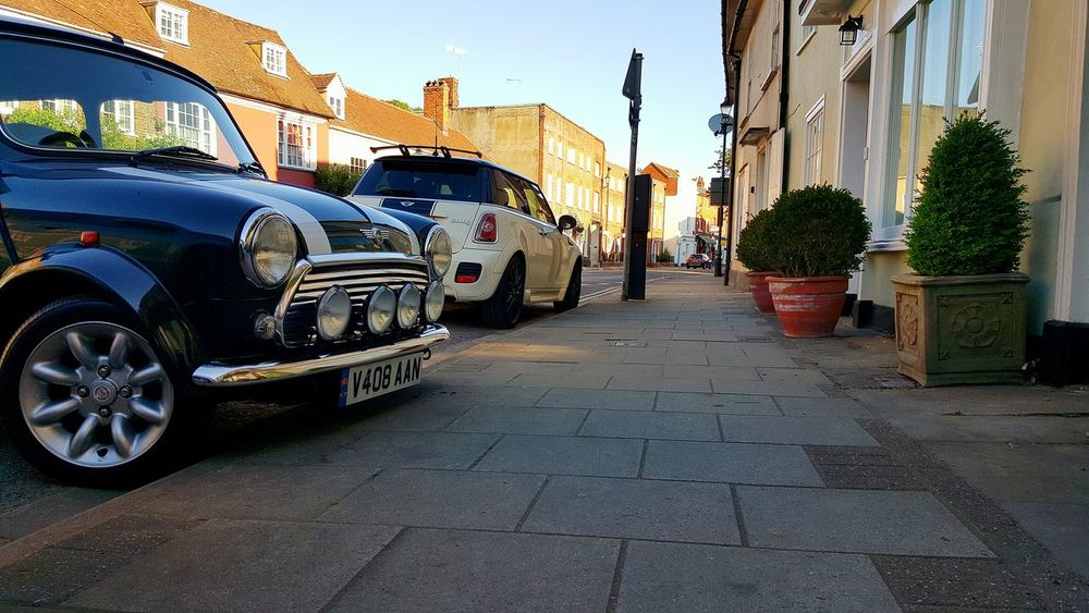 Old School Vs New School Carsofeyeem Mini Cooper Generations Mini Cooper S John Cooper Works Love For Photography Love For Cars Showcase March