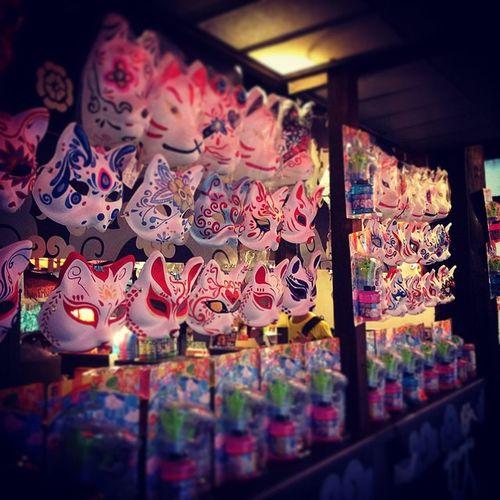 可惡 想買!妖怪村 面具 Taiwan Nantou