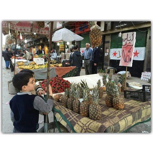 Squarepic القسم الجميل من حلب بستان_القصر❤❤ ■ ■ سِـوٌريِّأّ حلب Syria Aleppoّ