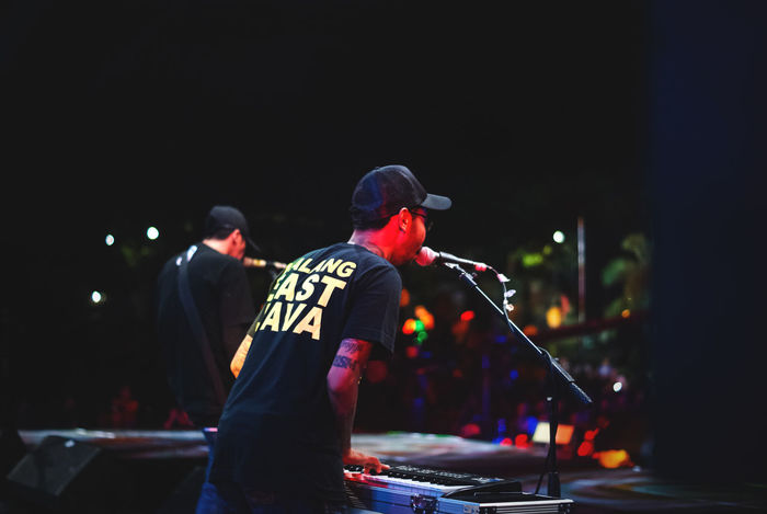 im not yelling Performance Music Stage - Performance Space Popular Music Concert Piano Music Life SATCF Satcfpunk INDONESIA Live Music Live Music Photography Stage Photography Stage