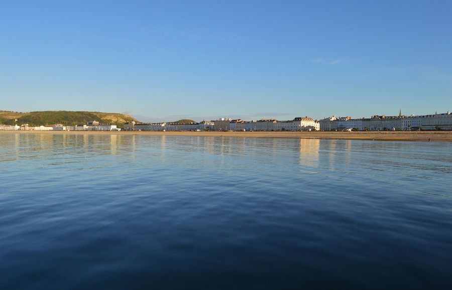 Beautiful Nature Blue Calm Calmness Check This Out Coastline Dive In Exploring Great Britain Llandudno Nikon Nikon D3200 Peace And Quiet Perfect Perspective Reflection Rippled Scenics Sea Sea And Sky Seaside Tranquil Scene Water Waterfront