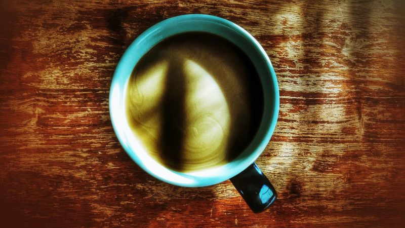 Warming Light and Liquid... Coffee Sunlight ☀ Warmthandsunshine Snapseed