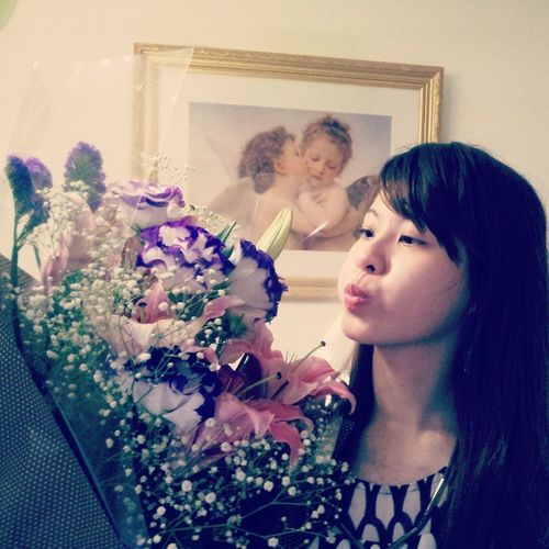 好貴的花~