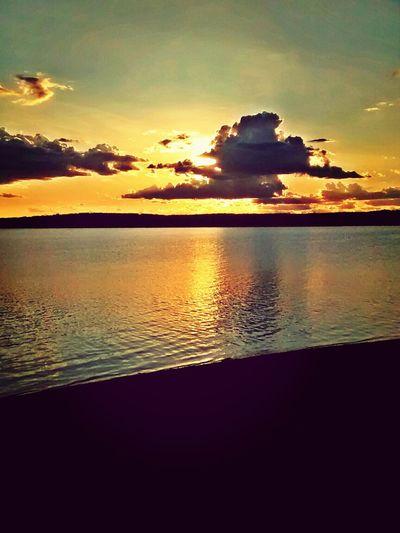 Um por do sol espetacular... ? Relaxing First Eyeem Photo