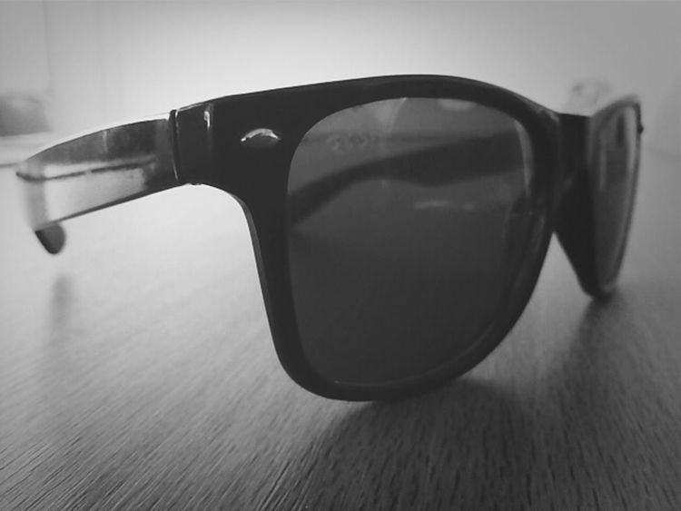Glasses Black & White