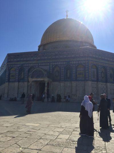في القدس ❤ العاصمة City Good Morning Adapted To The City
