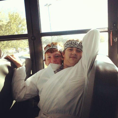 Paul and cole love each other a little too much lol Bandgeekswag Brotherlylove