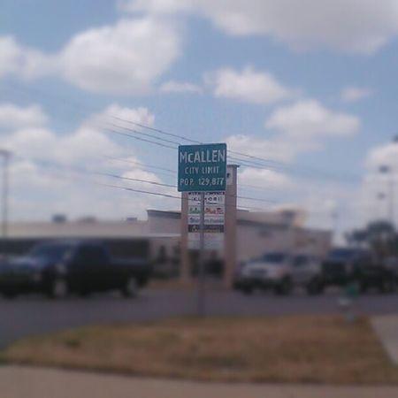 Mcallen Texas Citylimit Population