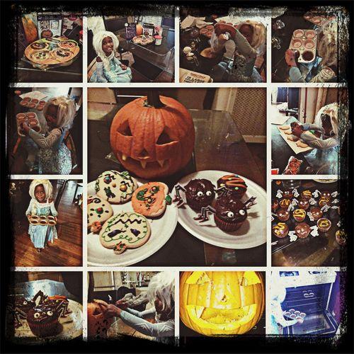 Halloween Fun Being Creative