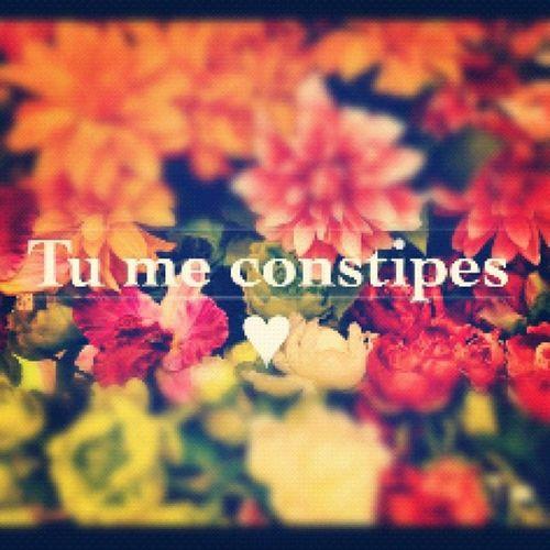 Tu Me Constipe
