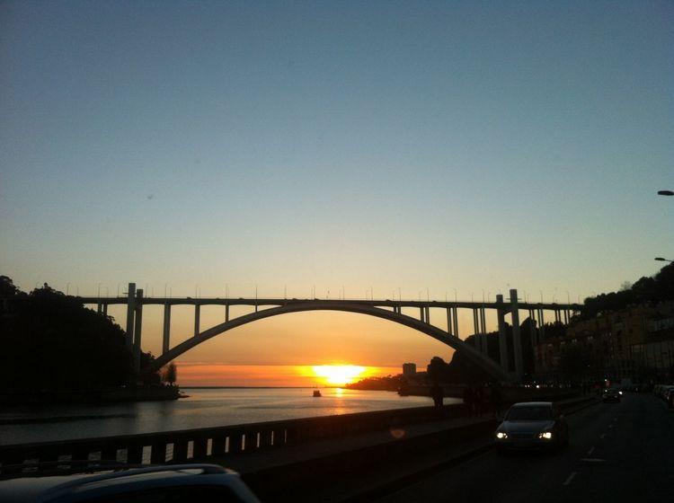 Urban 4 Filter Sillouette EyeEm Porto Porto Bridges