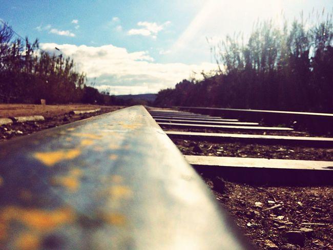 Rail Train Nature Railway EueEmNewHere