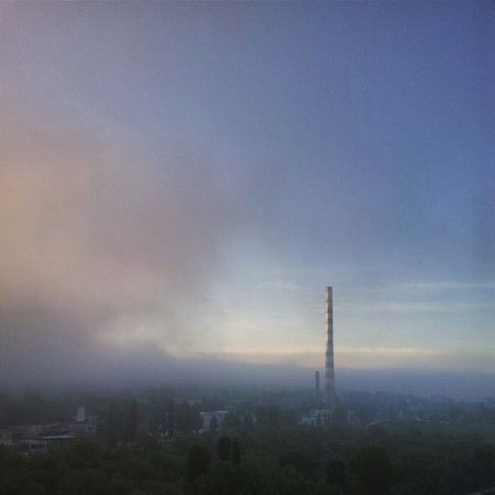 this what 6am looks like Localsmd Chişinău Moldova Rasarit dimineata