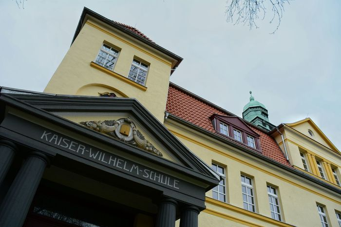 Taking Photos Check This Out From My Point Of View School Old Architecture Denkmalschutz Nikon D5200 Light And Shadow Eye4photography  Schule Details Of My Life
