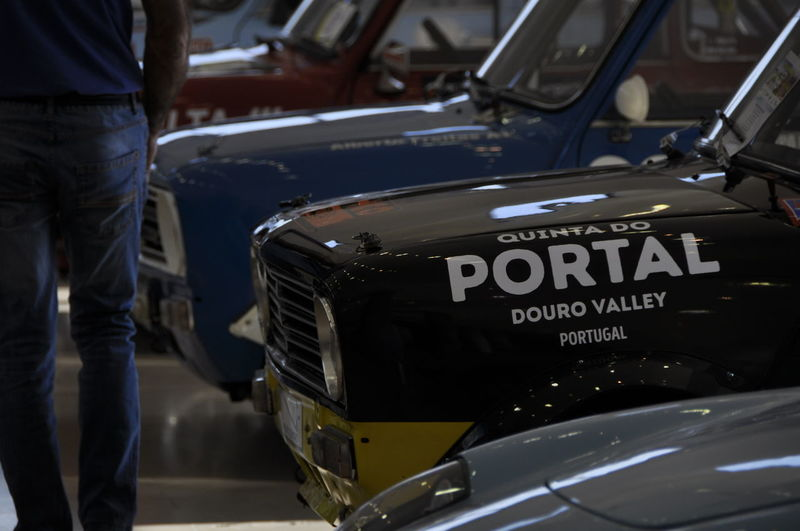 AutoClássico @ Exponor, Oporto, Portugal October 2017 Cars Douro  Expo Motorsport Oporto Oporto, Portugal Vintage Style Car Carcollection Day Dourovalley Exponor Land Vehicle Mode Of Transport No People Outdoors Transportation Vintage Cars Vintage Photo