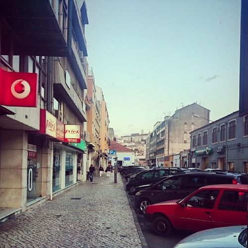 Coimbra, mas podia ser outra cidade...