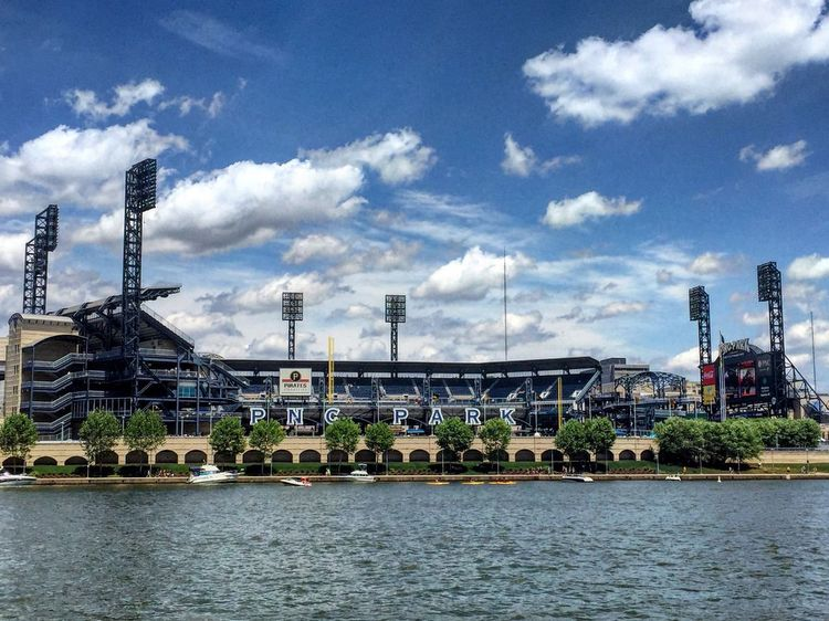 PNC Park Sky Baseball