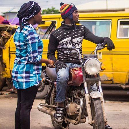 Okada rider! Lagos Nigeria Streetphotography snapitoga Africa biker lagosnigeria naija