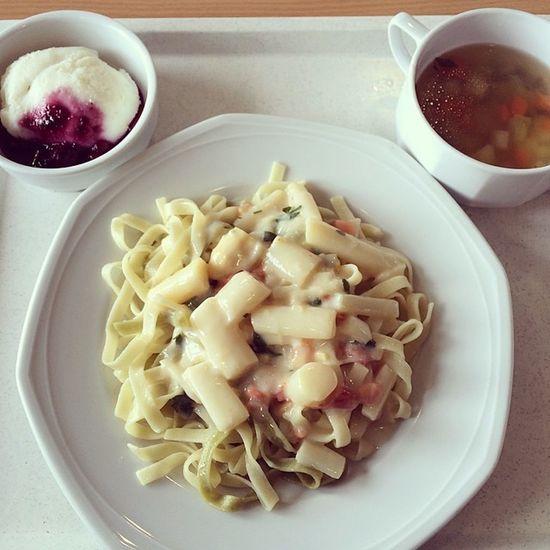 Menü 3. #kantine #food