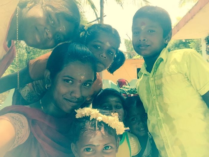 IPhoneography Photography Photo Walk Taking Photos Home Town Village Life Children Selfie ✌ Kutties MyClick