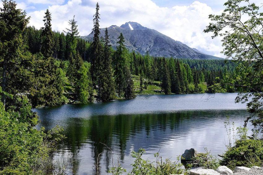 Strbske Pleso Lake Slovakia High Tatras Nature Landscape EyeEm Gallery EyeEm EyeEm Nature Lover EyeEm Best Shots - Landscape Landscape_photography Fujifilm Fujifilm_xseries Fujifilm X-E2 27mm