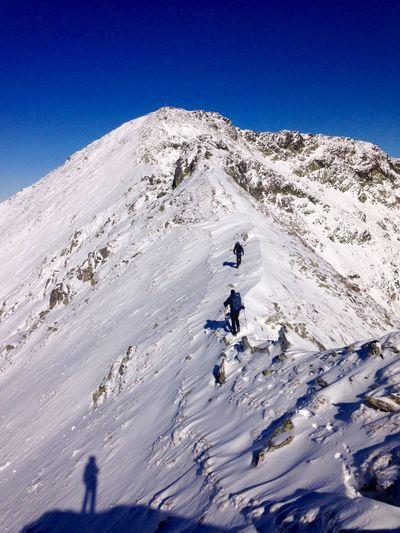 Banikov peak