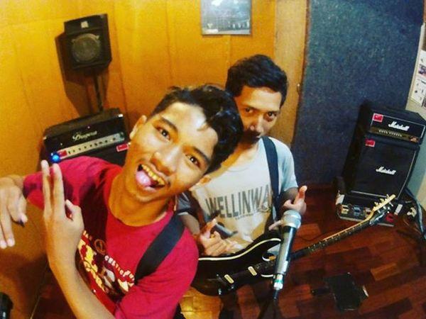 Last Night 😄 Aatd Aatdmusic Allisatouchdown IndieMusic Indonesianmusic Yogyakarta TOSS